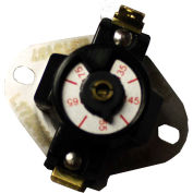 Adjustable Thermostat AT021 Snap Action 90 - 130° F