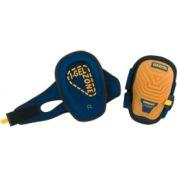 I-Gel™ Gum Rubber Kneepads, IRWIN 4033005, 1-Pair