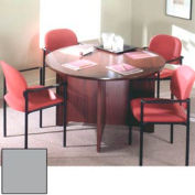 """42"""" Conference Table - 42""""W x 42""""D x 28-5/8""""H Gray"""
