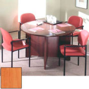 "42"" Conference Table - 42""W x 42""D x 28-5/8""H Oiled Cherry"