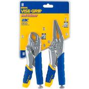 IRWIN VISE-GRIP® 1771883 2 Piece Fast Release™ Locking Plier Set