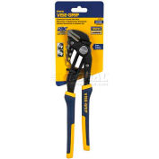 """Irwin® GV10S GrooveLock 10"""" Smooth Jaw Pliers"""