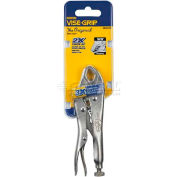 """Irwin® Vise-Grip® 5CR Original Curved Jaw 5"""" Carded Locking Plier"""