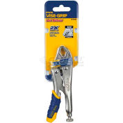 """Irwin® Vise-Grip® 5CR Fast Release Curved Jaw 5"""" Carded Locking Plier"""