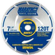 "Vinyl Siding Circular Saw Blade 7-1/4"" 120t X Universal Arbor -Carded - Pkg Qty 5"