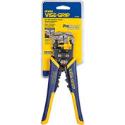 "8"" Self-Adjusting Wire Stripper w/ProTouch Grips"
