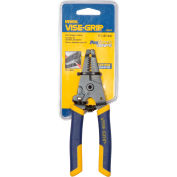 "IRWIN VISE-GRIP® 2078316 6"" Wire Stripper/Cutter W/ ProTouch Grips"