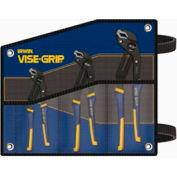 3 Pc. GrooveLock Kitbag Set Contains: GV8, GV10, GV12