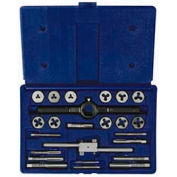 24 Pc. Metric Tap & Hex Die Set