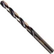 "Black & Gold Hss Straight Shank Jobber Length Drill Bit-5/64"" - Pkg Qty 12"