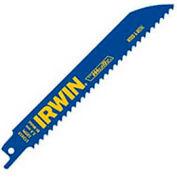 "Metal & Wood Cutting Reciprocating Blade with WeldTec-8"" 10TPI 50-Pk Bulk"