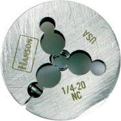"""1-1/2""""-12 Irwin&174; Hanson&174; Carbon Steel Round Split Die 3"""" OD"""