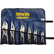 IRWIN® VISE-GRIP® 641 The Original™ 6 Pc. Set (10WR, 4WR, 5CR, 9LN, 6LN, 7R) - Pkg Qty 5
