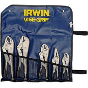 IRWIN® VISE-GRIP® 68 The Original™ 5 Pc. Set (10CR, 5CR, 10R, 7WR, 6LN) - Pkg Qty 5