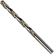 Wire Gauge Straight Shank Jobber Length Drill Bit-No. 44 Gen. Purpose HSS - Pkg Qty 6