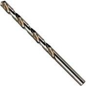 Wire Gauge Straight Shank Jobber Length Drill Bit-No. 72 Gen. Purpose HSS - Pkg Qty 6