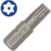 """TORX® Insert Bit-Tamper Resistant-T10-TR x 1"""" - Pkg Qty 10"""