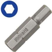 """5mm Hex Head Insert Bit Shank Diameter 5/16"""" x 1-1/4"""" - Pkg Qty 10"""