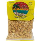 Island Snacks, Salted Peanuts, 7.5 Oz., Qty. 36