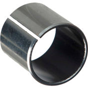"Isostatic TU® Sleeve Bearing 501108, Steel-Backed PTFE Lined, 2-1/2""ID X 2-11/16""OD X 3""L"