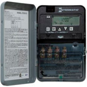 Intermatic ET1105C 24-Hour 30 Amp SPST Elec. Timeswitch - Clock Voltage 120-277V NEMA 1