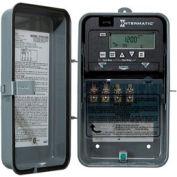Intermatic ET1105CR 24-Hour 30 Amp SPST Electronic Timeswitch - Clock Voltage 120-277V NEMA 3R