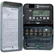 Intermatic ET1125C 24-Hour 30 Amp 2xSPST or DPST Electro Timeswitch - Clock Volt 120-277V NEMA 1