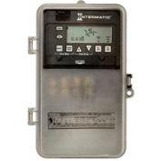 Intermatic ET1125CPD82 24-Hour 30 Amp 2xSPST or DPST Electro Timeswit-Clk Volt 120-277V NEMA3R