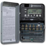 Intermatic ET1725C 7-Day 30 Amp 2xSPST or DPST Electro Timeswitch - Clock Voltage 120-277V NEMA 1