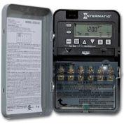 Intermatic ET1725C 7-Day 30 Amp 2xSPST or DPST Electro Timeswitch - Clock Voltage 120-277V NEMA 1