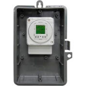 Intermatic GMX2FM2D50I-24 2-Channel Electron 24-Hr/7-Day Time Switch, NEMA1 Indoor/Plastic,16A,24