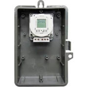 Intermatic GMXFM1D20-I-24 Electronic 24-Hour/7-Day Time Switch, NEMA1 Indoor Plastic Encl, 16A,24V