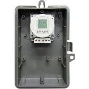 Intermatic GMXFM1D20-I-240 Electronic 24-Hour/7-Day Time Switch NEMA1 Indoor/Plastic 16A,208/240V