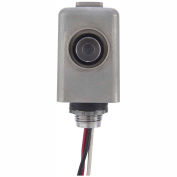 "Intermatic K4136M 2000 Watt ""T"" Die Cast Metal Housing Stem Mount Photo Control,120-277V,50/60 Hz."