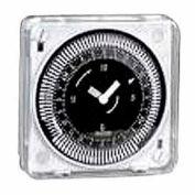 Intermatic MIL72ESWUZ-120 7-Day, Electromech Timer, Flush Mount, w/o Battery Backup, 120V