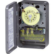 Intermatic T101 NEMA 1-125V SPST 24 Hour Dial Time Switch