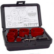 ITM Electrician's Hole Saw Kit
