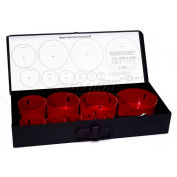 ITM Master Electrician's Hole Saw Kit