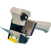 "2"" Carton Sealer with Adjustable Tension Brake & Safety Shield Blue"
