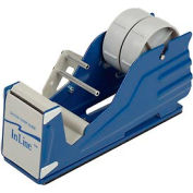 """Desk Tape Dispenser with Separators & Weighted Base For Up To 3"""" W x 5"""" Diameter 3"""" Core Roll"""