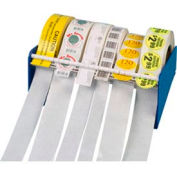 """Mechanical Multi-Roll Label Dispenser w/ 4 Label Separators For Up To 12-1/2"""" W x 7"""" Dia. Any Core"""