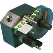 "Semi-Automatic Label Dispenser For Up To 2"" W x 5"" L x 6"" Diameter"