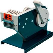 """Tach-It Manual Desktop Tape Dispenser, 10-1/2""""L x 6-1/2""""W x 7-1/2""""H, Blue"""