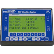 Intercomp 101225-RFX HH60™ RFX™ Wireless Indicator for Wheel/Axel Scales