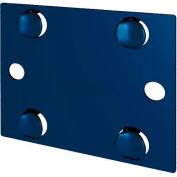 Interlake Mecalux HD Boltless Shelving Column Tie Plate - Pkg Qty 4