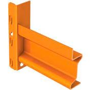 "Interlake Mecalux Bulk Storage Rack Beam ZS, 72""L For Metal Shelves"