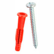 "ITW Red Head 35220 - 1-1/4"" Polypropylene Anchor Set"