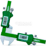 InSize Digital Gear Tooth Caliper, 1181-M50A, P1/2-P5 Range