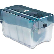 CD/DVD Storage Case, Clear Case, 75 White Sleeves