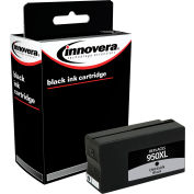 Innovera® Remanufactured CN045AN (950XL) High-Yield Ink Cartridge - Black